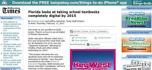 Florida Texts