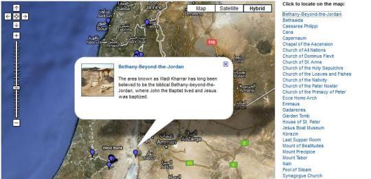 Jerusalem Visiting Bethany