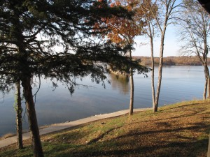 Lake Barkley in Western Kentucky