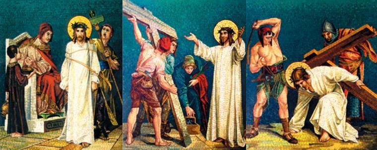 Stations of the Cross - Multimedia for Lent