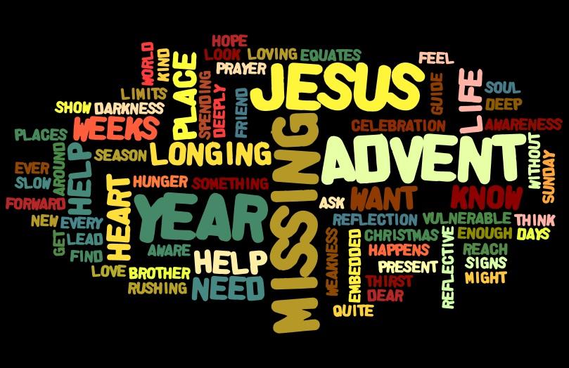 An Advent Wordle Prayer Experience | A Cyberpilgrim's Blog