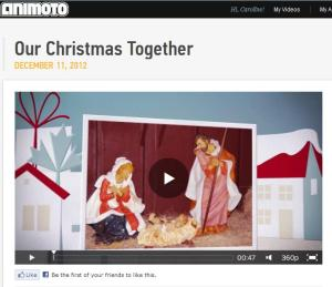 Animoto-Christmas